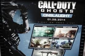 CALL OF DUTY: GHOSTS ONSLAUGHT DLC1 LICENSE KEY