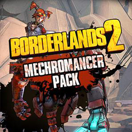 BORDERLANDS 2: MECHROMANCER PACK / STEAM / ЛИЦЕНЗИЯ