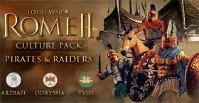 TOTAL WAR: ROME II Pirates and Raiders Region Free Key