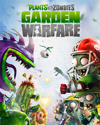 PLANTS vs ZOMBIES GARDEN WARFARE / REGION FREE / MULTI