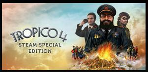 TROPICO 4 SPECIAL EDITION / STEAM GIFT / REGION FREE