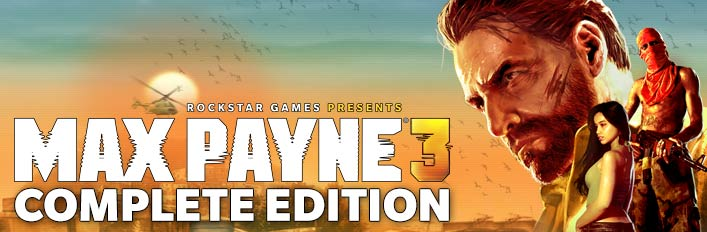 MAX PAYNE 3 COMPLETE ONLY CIS WITHOUT RUSSIA / STEAM GIFT