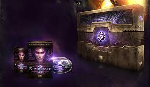 STARCRAFT 2 HEART OF THE SWARM EU COLLECTORS EDITION