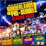 BORDERLANDS THE PRE-SEQUEL RU SEASON PASS STEAM CD-KEY