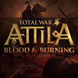 TOTAL WAR ATTILA DLC BLOOD&FIRE Region FREE MULTI