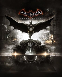 BATMAN: ARKHAM KNIGHT RU STEAM KEY