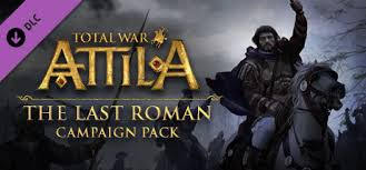 TOTAL WAR: ATTILA DLC THE LAST ROMAN / RU-CIS / STEAM