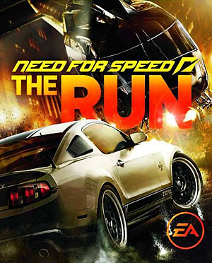 Need for Speed \u200b\u200bThe Run EA key region free