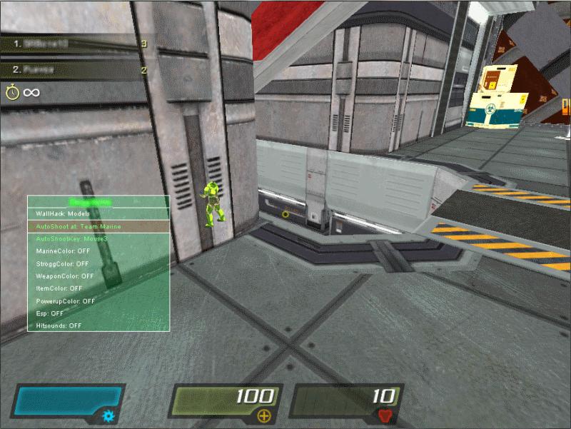 MultiChit for Quake 4 (Cheats for Quake 4)