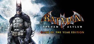 Batman: Arkham Asylum GOTY Edition STEAM GIFT