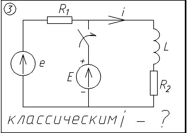 03 Solution of the transient circuit 3