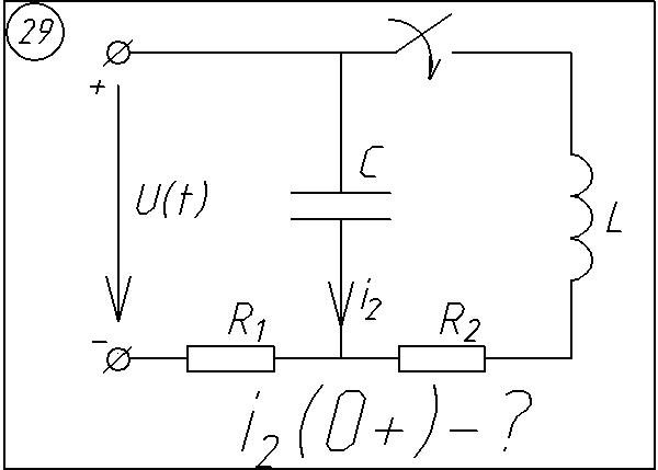 29 Solution of the transient circuit 29