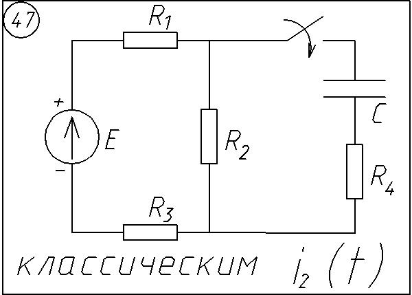 47 Solution of the transient circuit 47