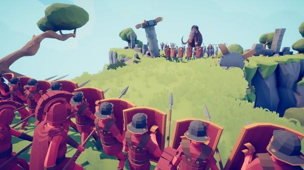 Totally Accurate Battle Simulator (Steam | RU+Gift) 2019