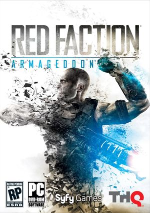RED FACTION: ARMAGEDDON / Steam Key