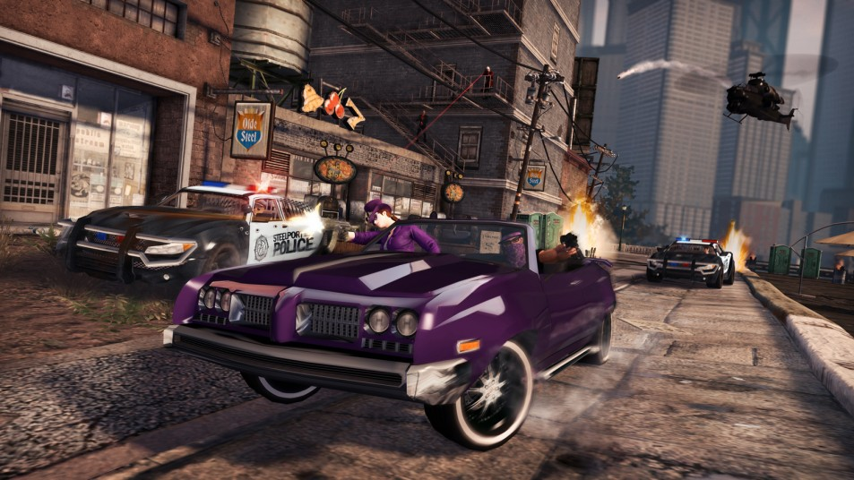 Saints Row: The Third + FUNTIME! (Steam)