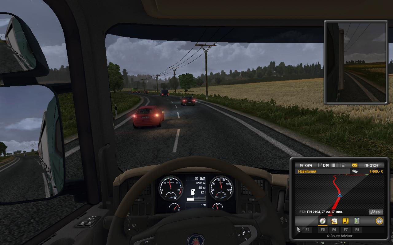 Euro Truck Simulator 2.C load on Europe.3 | Steam | DIS