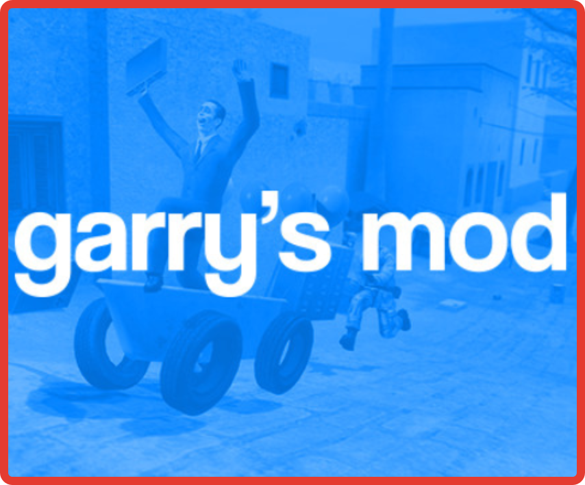 Garrys Mod new accounts with guarantee (Region Free)
