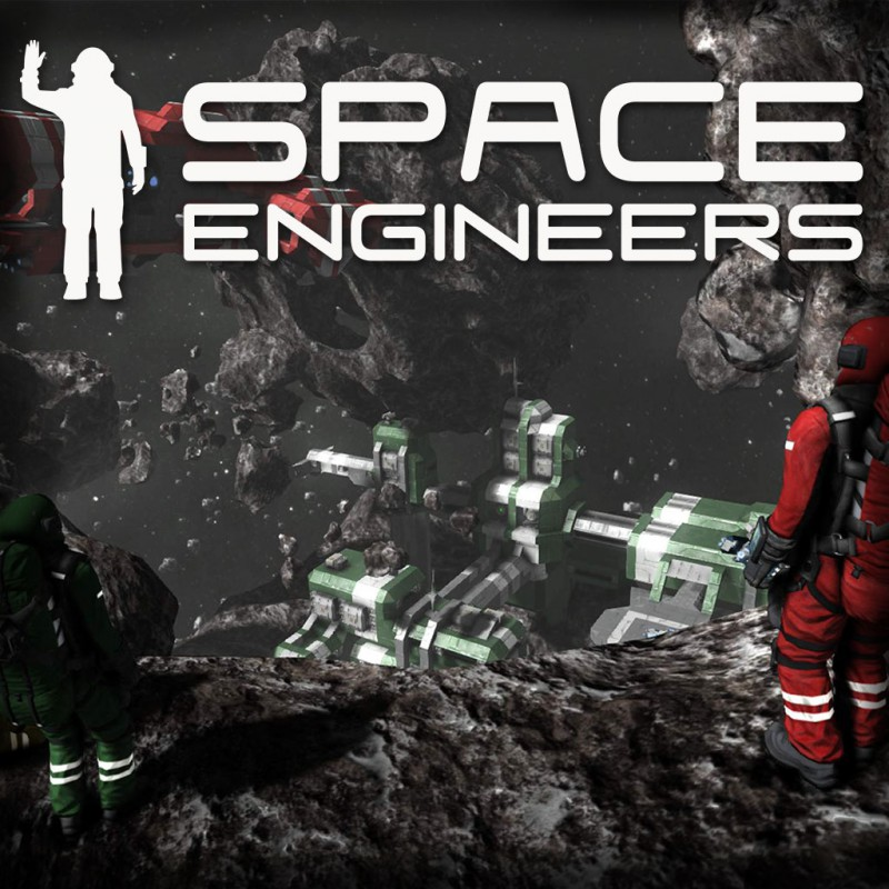 Space Engineers new account (Region Free)