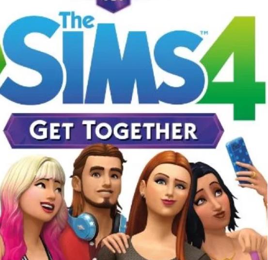 The Sims 4: Get Together  DLC ORIGIN KEY (RU/CIS) 2019