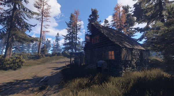Rust account 13 Year Badge 7LVL (Region Free) UNLIMITED