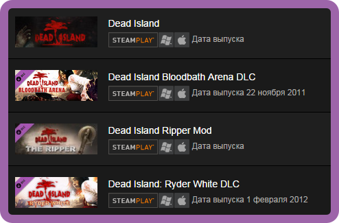 Dead Island: Game of the Year Edition(ROW) - steam gift