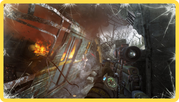 Metro Redux Bundle (ROW) - steam gift + discount