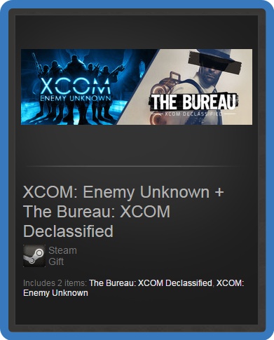 XCOM: Enemy Unknown + The Bureau: XCOM Declassified ROW