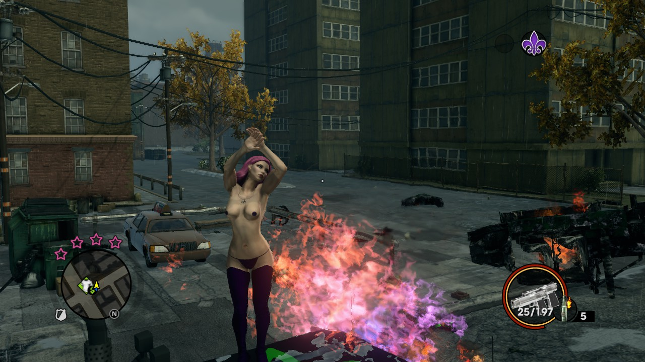 Saints Row: The Third (RU / CIS) - steam gift + GIFT