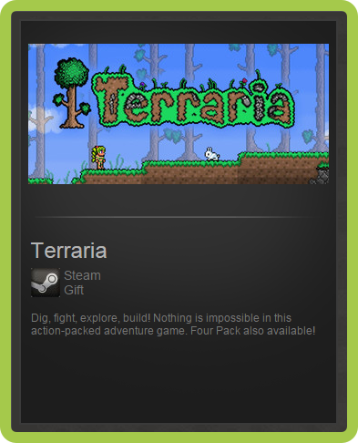 Terraria (RU/CIS) - steam gift + discount