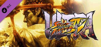 Ultra Street Fighter IV Digital Upgrade ROW steam gift