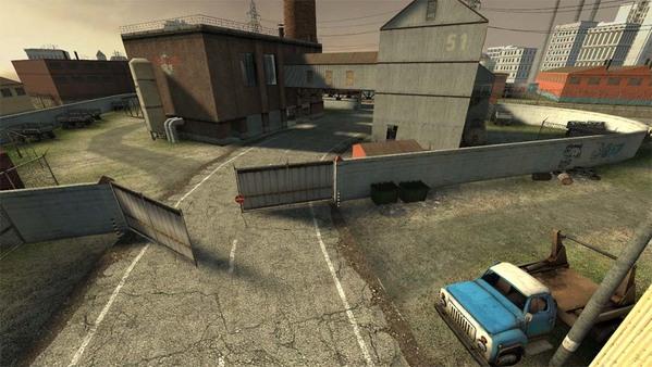 Counter-Strike: Source CSS (RU/CIS/UA) - steam gift