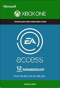 EA ACCESS - 12 Month (Xbox ONE)