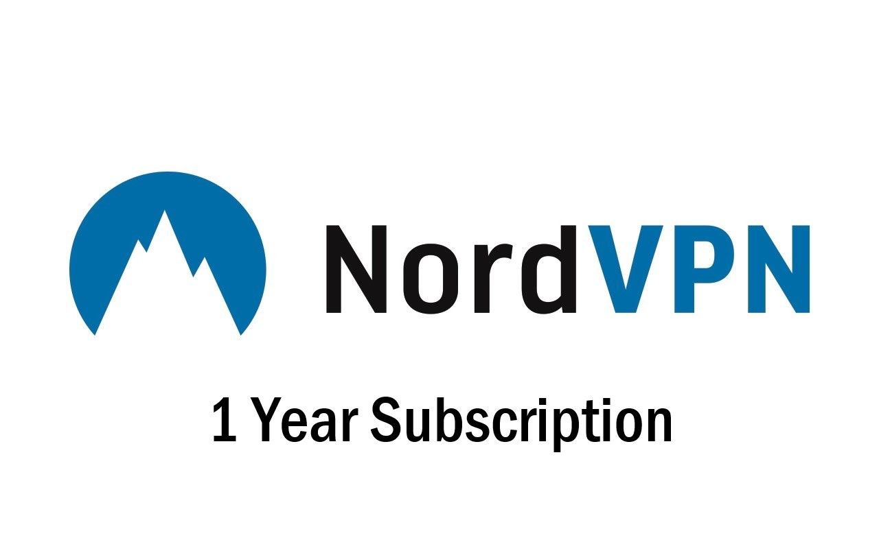 NordVpn Premium account for 1 year