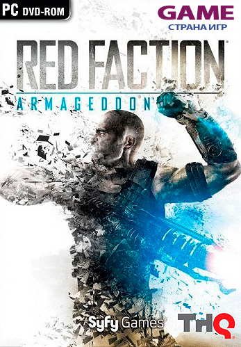 RED FACTION: ARMAGEDDON (Steam) CD-KEY-PHOTO-SUPER PRICE
