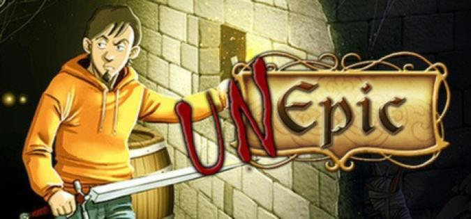 Unepic ( steam key region free )