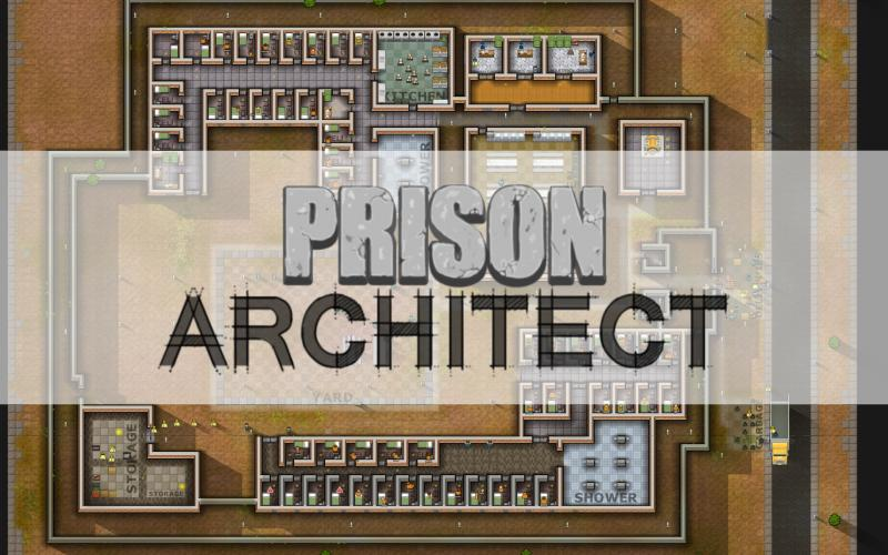 Prison Architect Name in Game ( Steam gift RU + CIS )