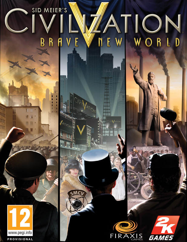 Sid Meier's Civilization® V: Brave New World STEAM ROW