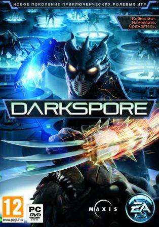 Darkspore - Origin key Region Free