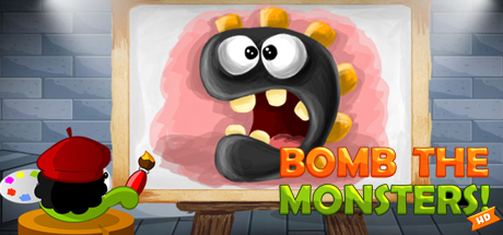 Bomb The Monsters! ( Steam key region free )