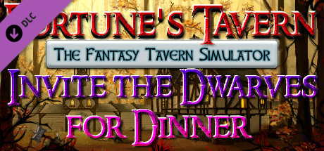 DLC Invite the Dwarves to Dinner STEAM KEY REGION FREE