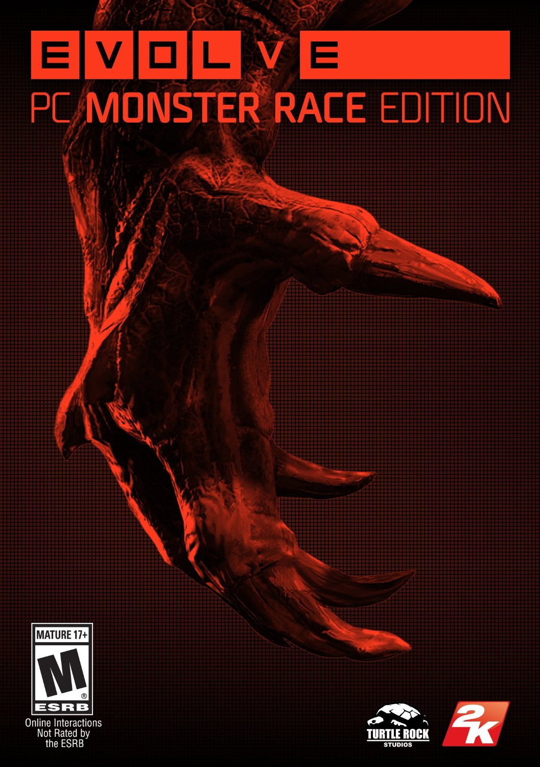 Evolve PC Monster Race Edition ( Steam Key / RU + CIS )