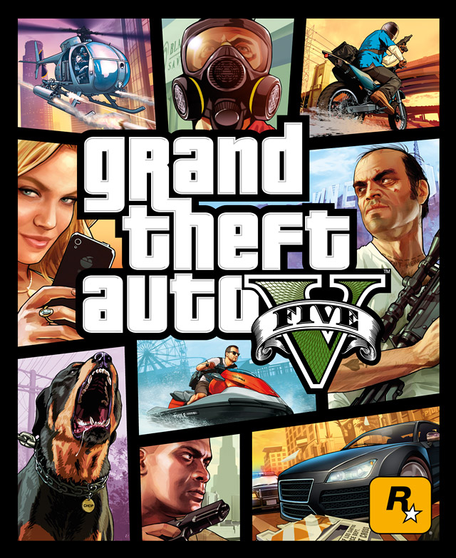 Grand Theft Auto V 5 - STEAM tradable GIFT RU + CIS