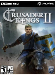 Crusader Kings II ( Steam key REGION FREE )