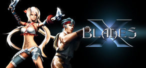 X-Blades STEAM Region Free key