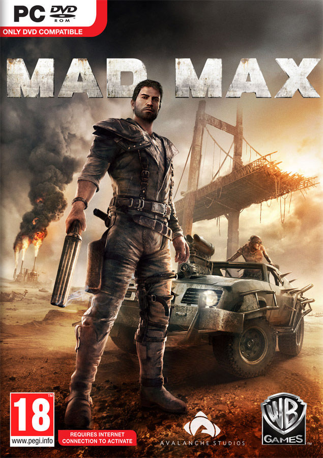 Mad Max ( Steam key ru + cis )