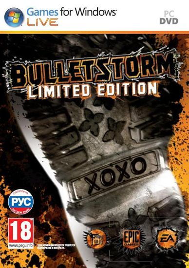 Bulletstorm ( ORIGIN key region free )