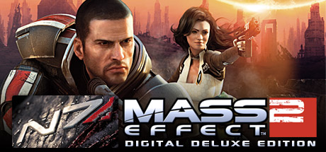 Mass Effect 2: Deluxe - Origin Region Free
