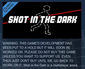 Shot In The Dark ( Steam Key / Region Free )