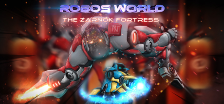 Robo´s World: The Zarnok Fortress STEAM KEY REGFREE